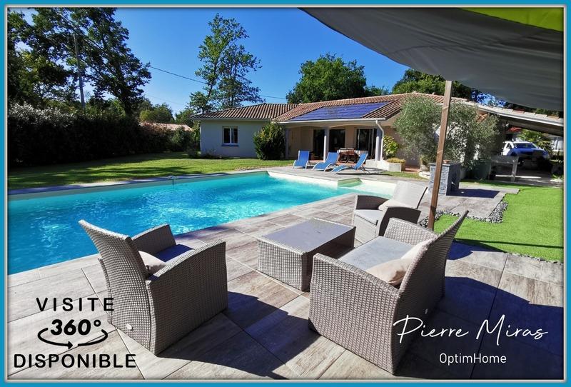 Villa de 138  m2 - Mont-de-Marsan (40000)