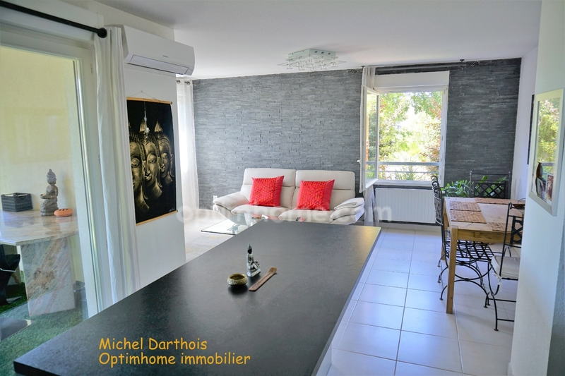 Appartement en résidence de 89  m2 - Montpellier (34070)