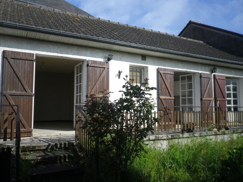 Maison de 60  m2 - Naintré (86530)