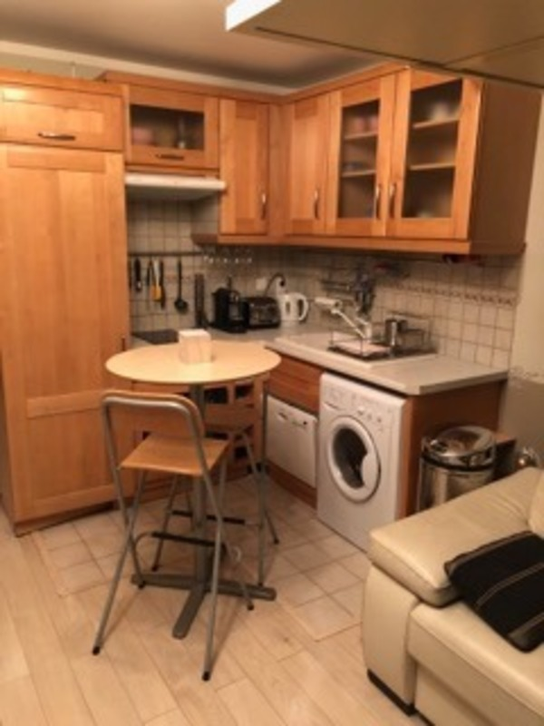 Appartement de 26  m2 - Vars (05560)