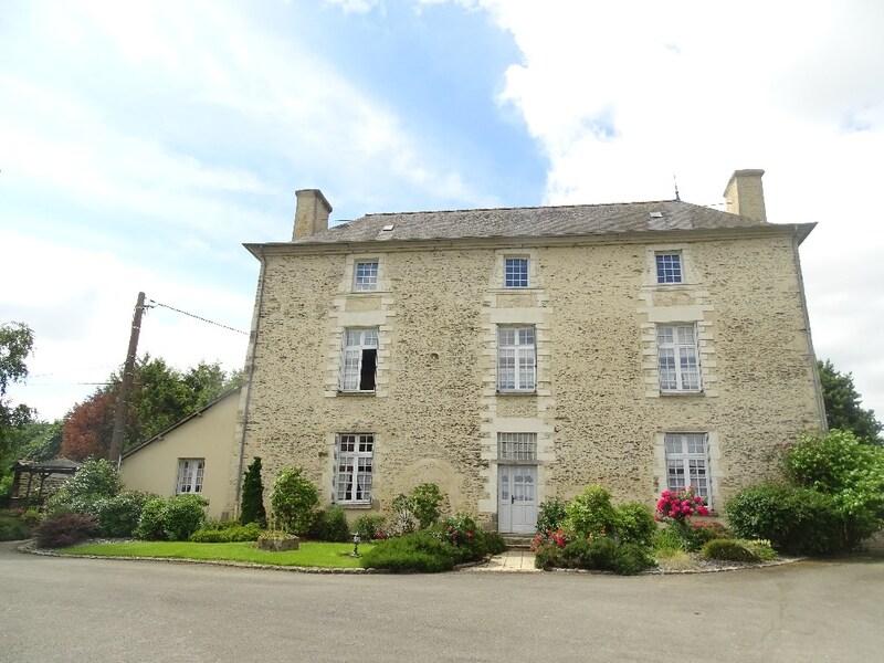 Maison bourgeoise de 175  m2 - Vern-sur-Seiche (35770)