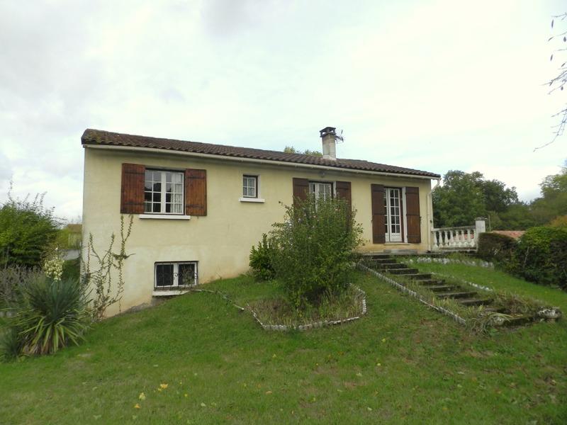 Maison individuelle de 80  m2 - Marsac-sur-l'Isle (24430)