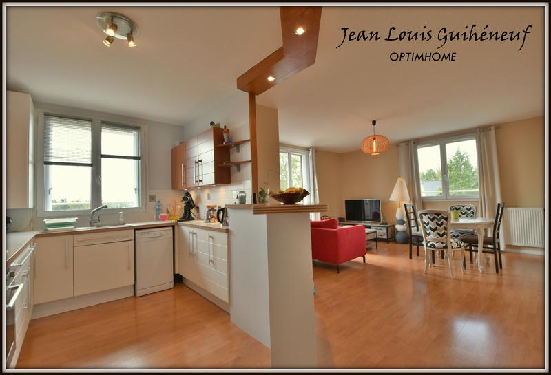 Appartement de 77  m2 - Le Rheu (35650)