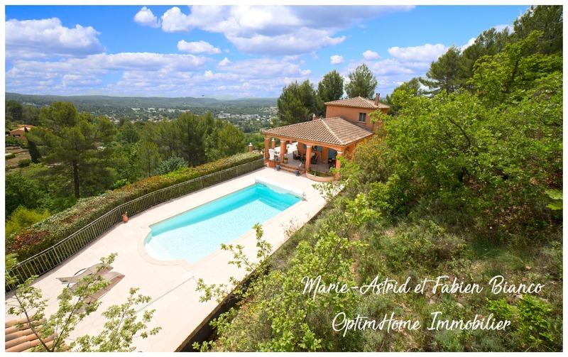 Villa de 191  m2 - Draguignan (83300)