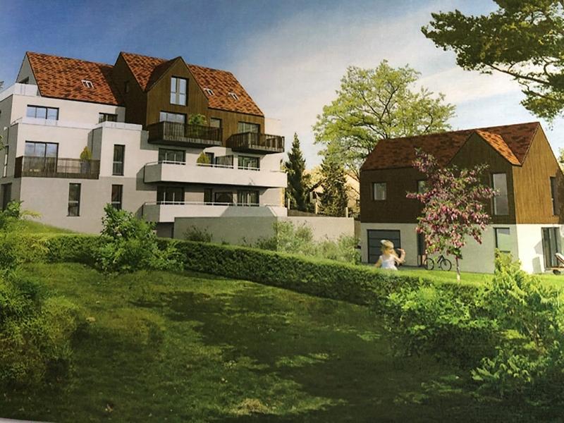 Appartement en résidence de 40  m2 - Blaesheim (67113)