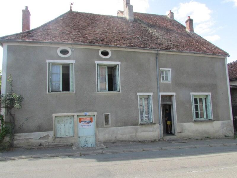 Maison de village de 90  m2 - Joncy (71460)