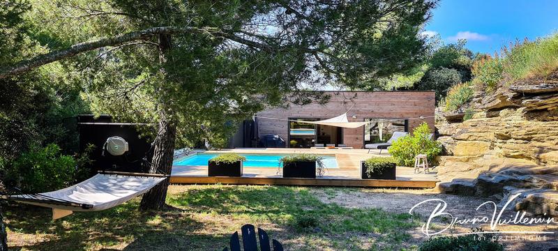 Maison à ossature bois de 161  m2 - Carcassonne (11000)