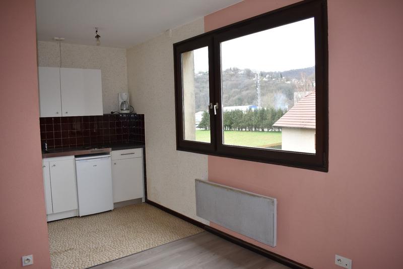 Appartement en résidence de 25  m2 - Baume-les-Dames (25110)