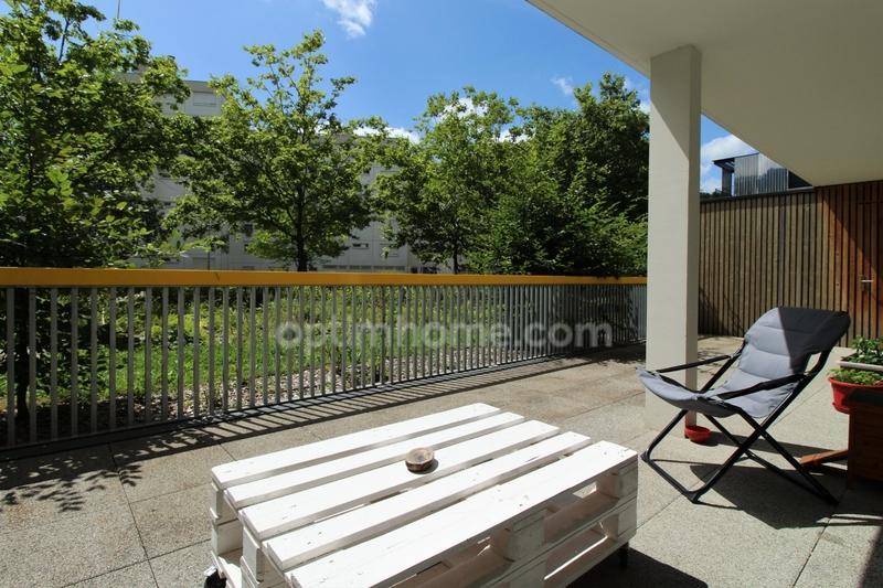 Appartement de 66  m2 - Nantes (44300)