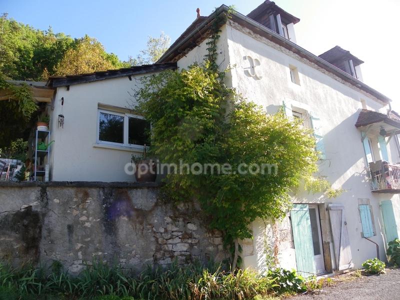 Maison de 140  m2 - Souillac (46200)