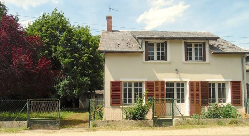 Maison de 141  m2 - Saint-Ambroix (18290)