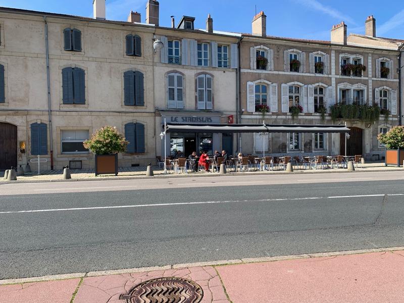 Immeuble de   m2 - Lunéville (54300)