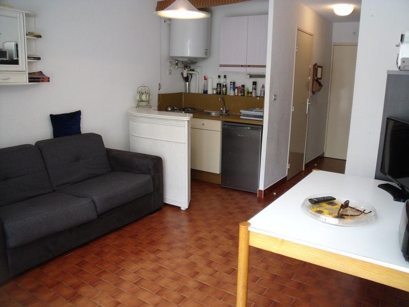 Appartement en résidence de 20  m2 - Agde (34300)