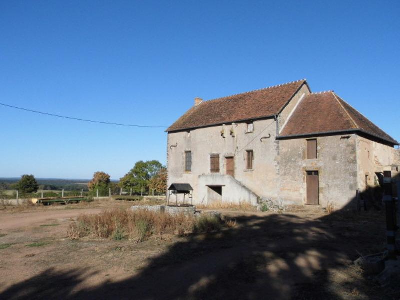 Corps de ferme de 195  m2 - Pouques-Lormes (58140)