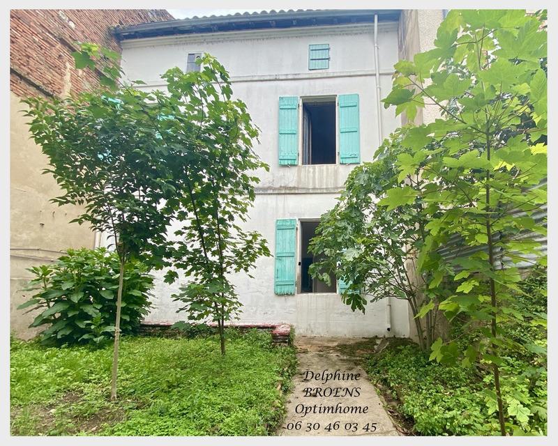 Maison de ville de 110  m2 - Moissac (82200)