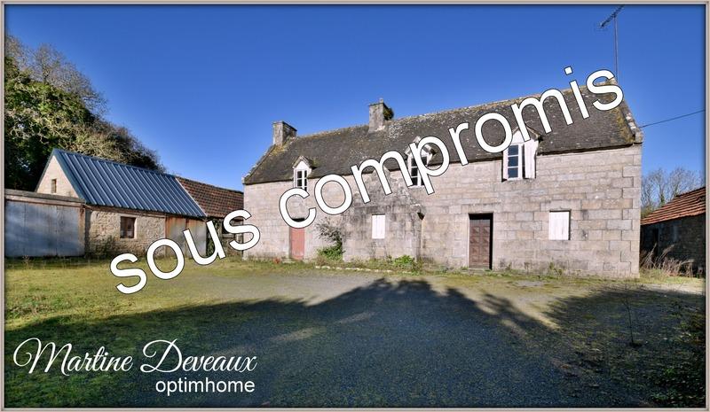 Corps de ferme de 139  m2 - Cléder (29233)