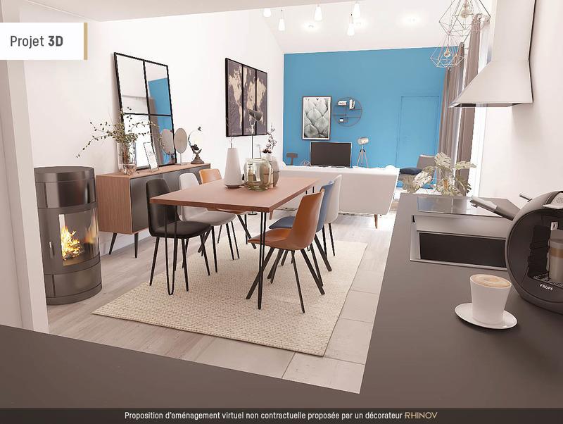 Maison de 93  m2 - Colombey-les-Belles (54170)
