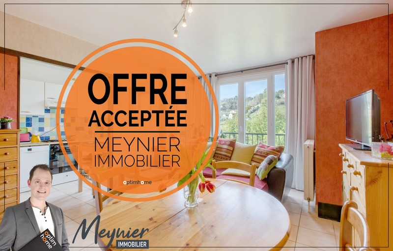 Appartement de 42  m2 - Saint-Marcellin (38160)