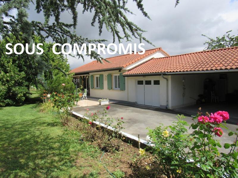 Maison plain-pied de 80  m2 - Saliès (81990)