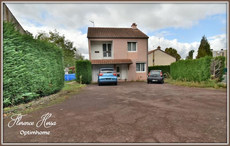 Maison individuelle de 104  m2 - Montceau-les-Mines (71300)