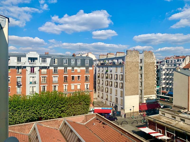 Appartement de 41  m2 - Aubervilliers (93300)