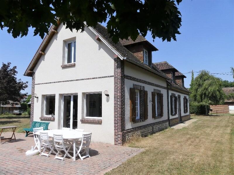 Maison de campagne de 127  m2 - Conches-en-Ouche (27190)