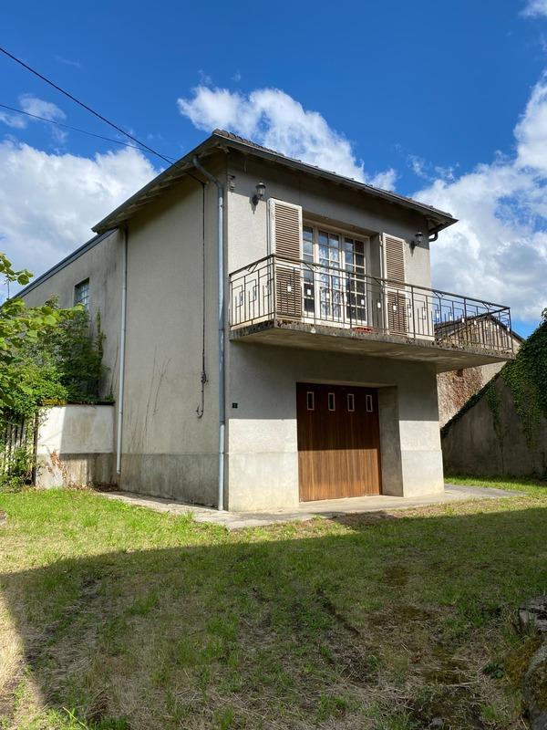 Maison de ville de 108  m2 - Dun-le-Palestel (23800)