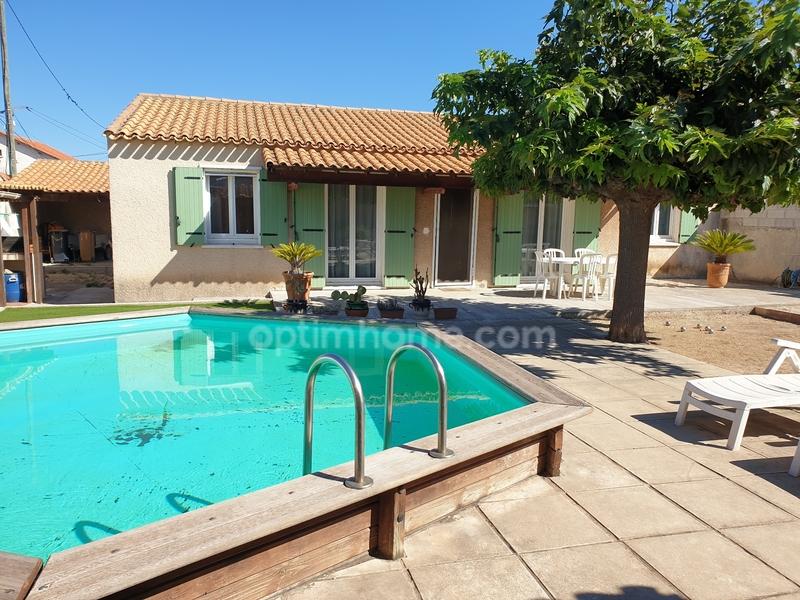 Maison de 94  m2 - Port-de-Bouc (13110)