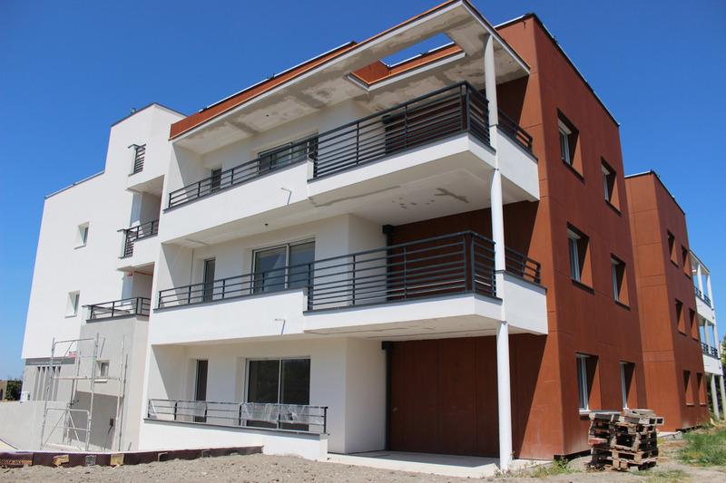 Appartement en résidence de 77  m2 - Clermont-Ferrand (63000)
