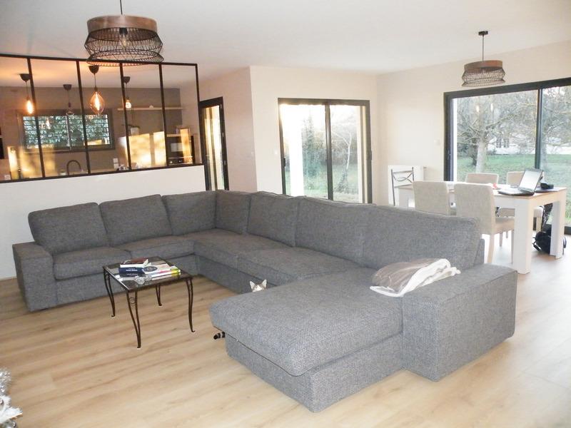 Maison contemporaine de 125  m2 - Issoire (63500)
