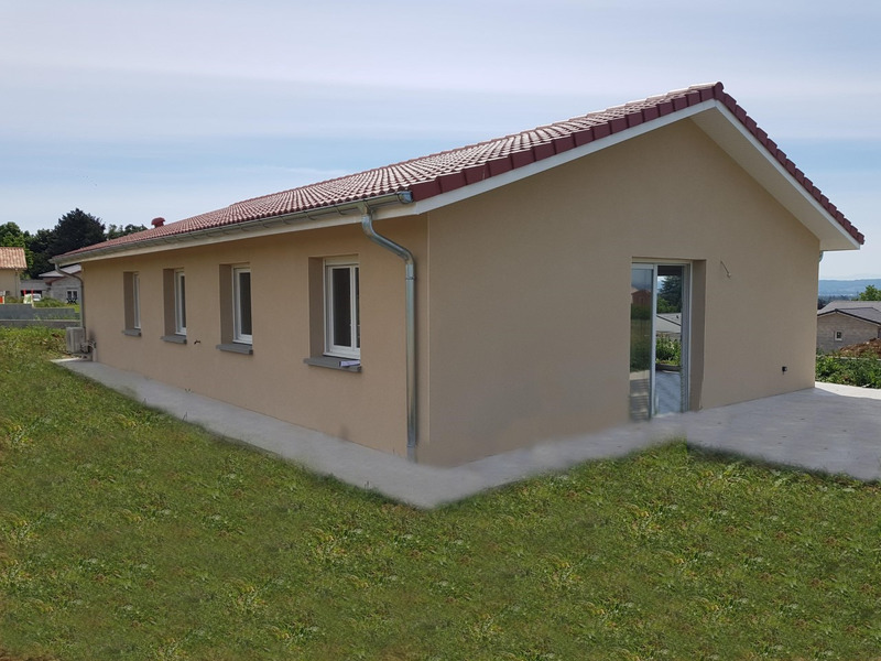 Maison de 96  m2 - Jarcieu (38270)