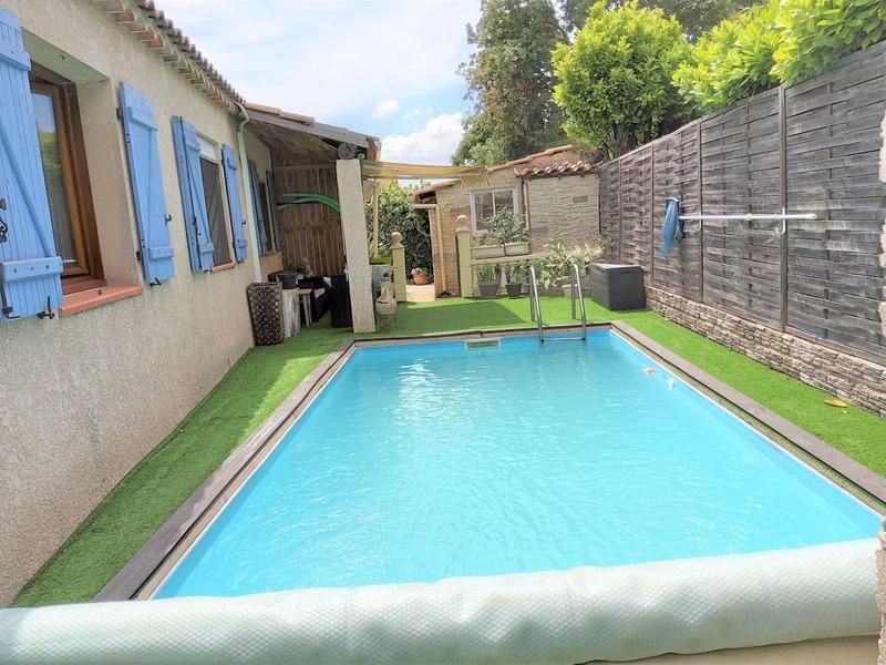 Villa de 90  m2 - Istres (13800)