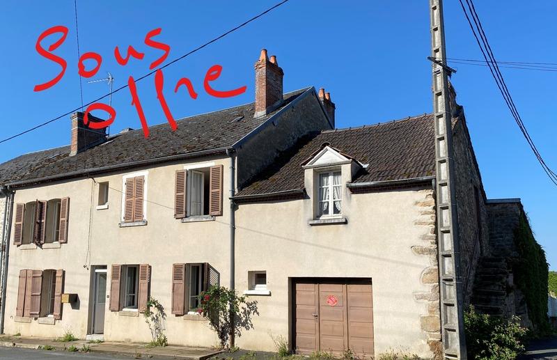 Maison de ville de 161  m2 - Dun-le-Palestel (23800)