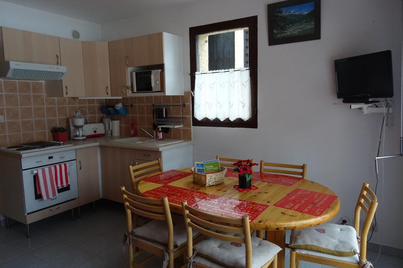 Appartement de 36  m2 - Névache (05100)