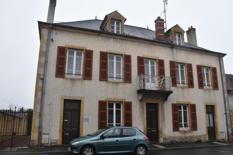 Maison bourgeoise de 237  m2 - Gueugnon (71130)