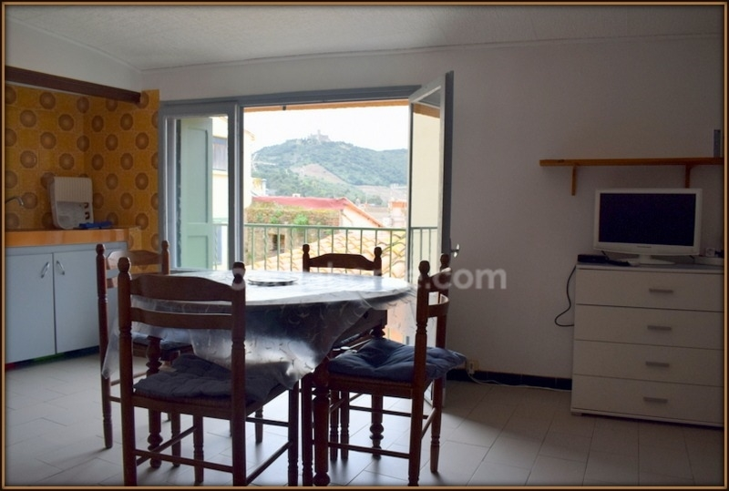 Appartement de 50  m2 - Collioure (66190)