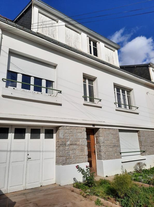 Maison de ville de 200  m2 - Lorient (56100)