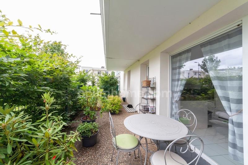 Appartement en rez-de-jardin de 64  m2 - Besançon (25000)