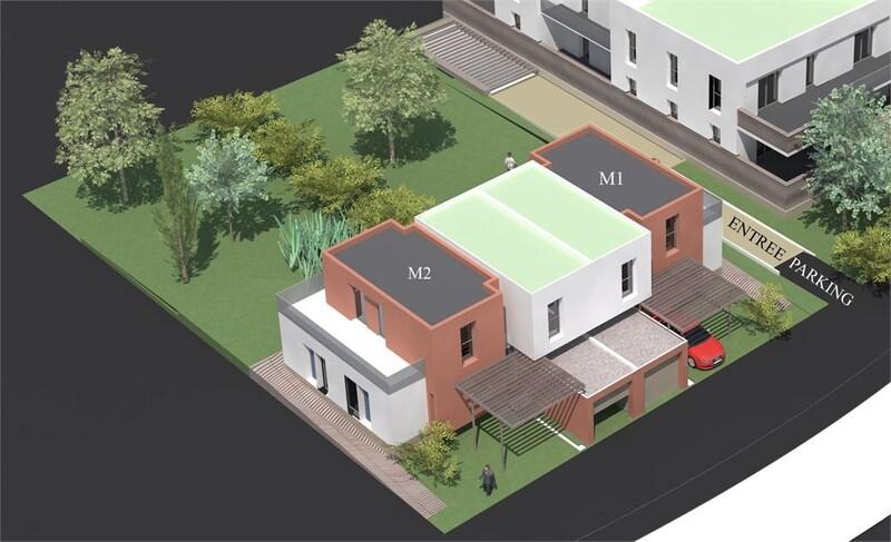 Maison en vefa de 130  m2 - Plappeville (57050)