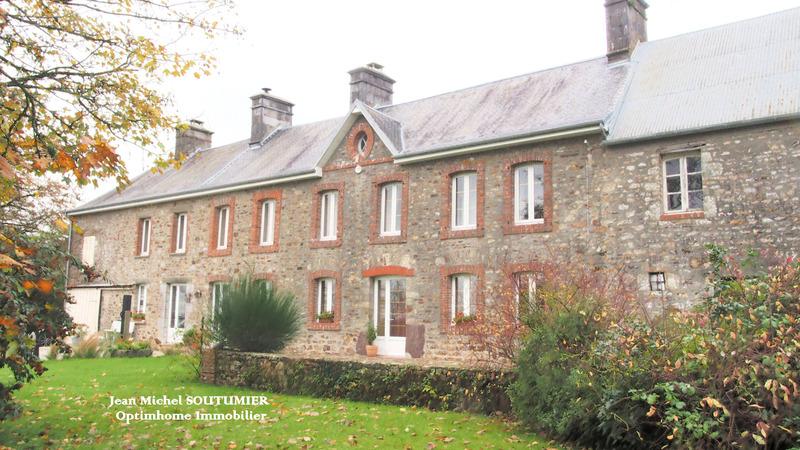 Propriété agricole de 200  m2 - Coutances (50200)