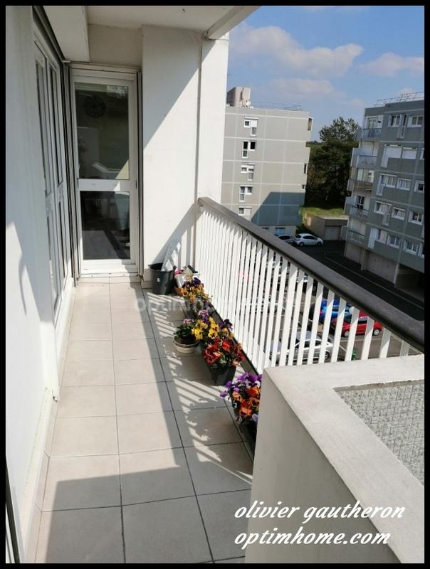 Appartement de 71  m2 - Plaisir (78370)