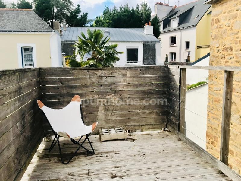 Maison de caractère de 153  m2 - Lorient (56100)
