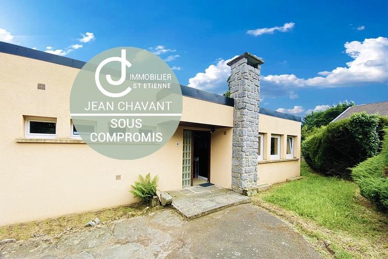 Maison individuelle de 130  m2 - Saint-Héand (42570)