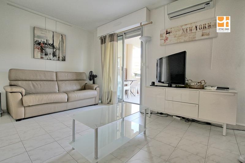 Appartement en résidence de 33  m2 - Cannes (06400)