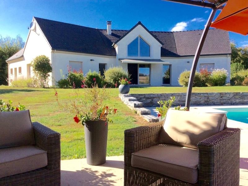 Maison plain-pied de 154  m2 - Avallon (89200)