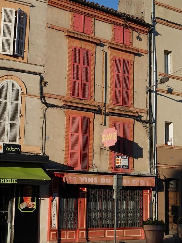 Immeuble de   m2 - Montauban (82000)