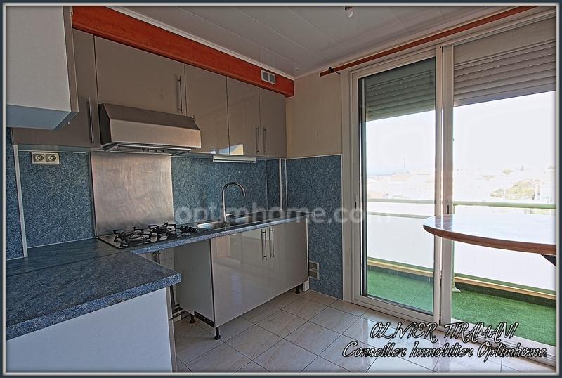 Appartement rénové de 76  m2 - Carcassonne (11000)