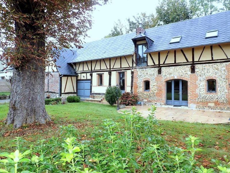 Maison de caractère de 140  m2 - Bois-Guillaume (76230)