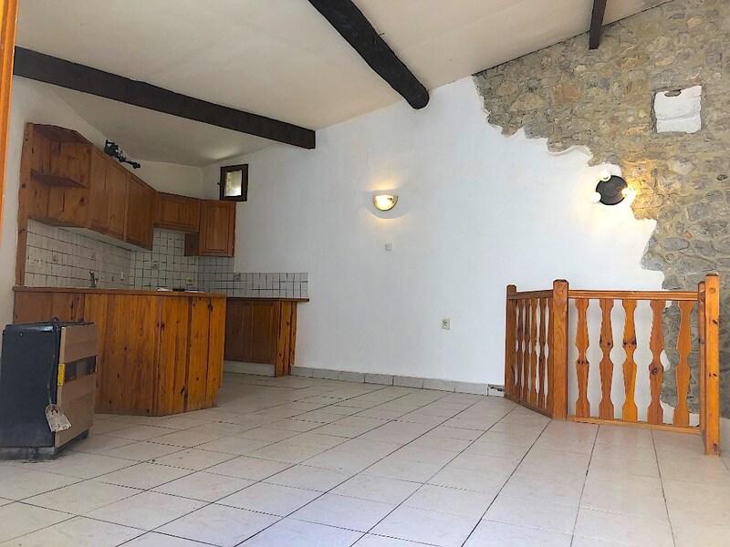 Maison de village de 51  m2 - Paziols (11350)