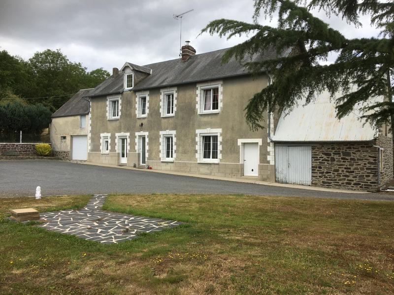 Corps de ferme de 130  m2 - Torigny-les-Villes (50160)
